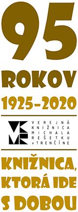 95 rokov knižnice v Trenčíne (1925 - 2020)