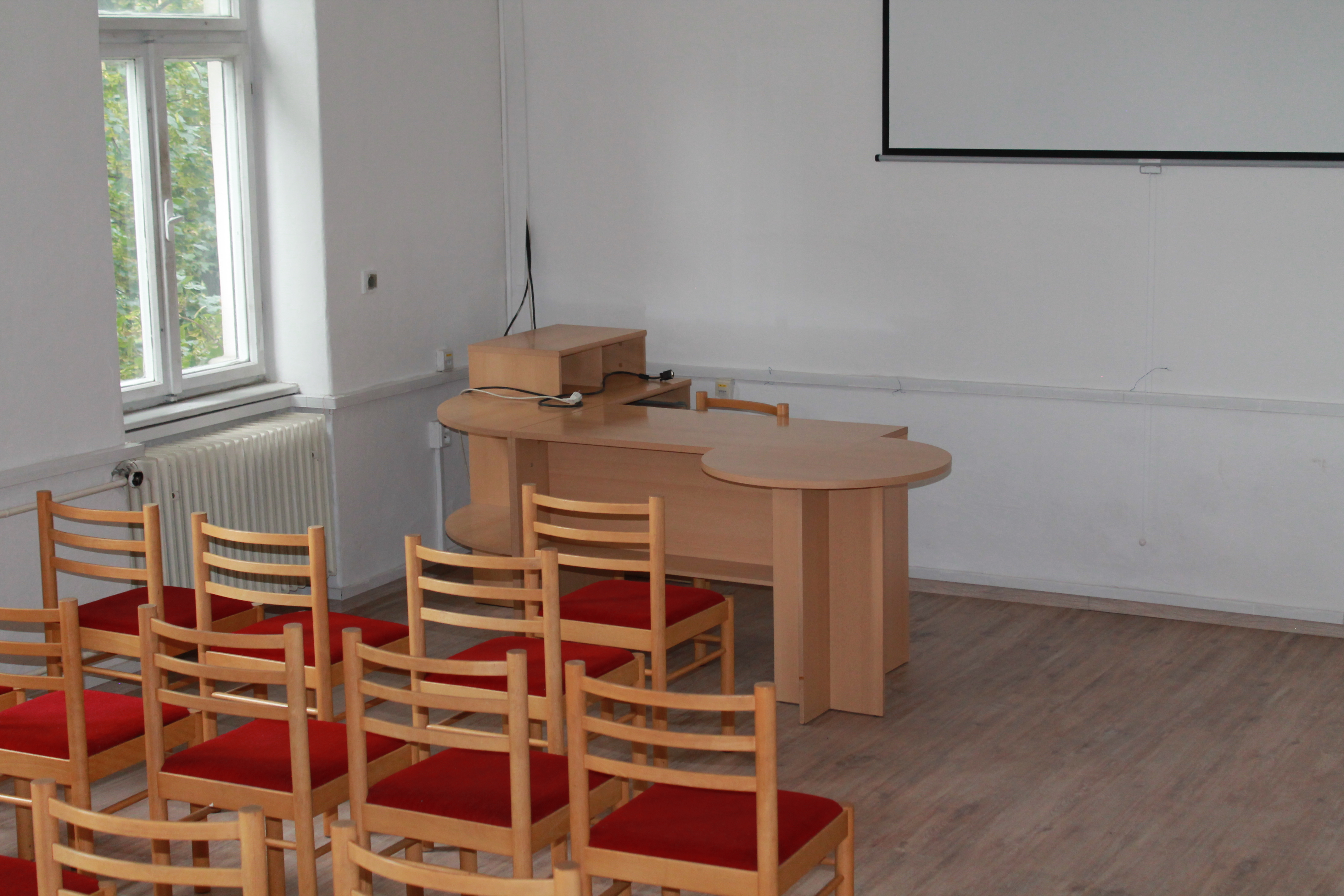 Multifunkčná vzdelávacia miestnosť