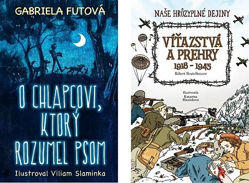 Odporúčané knihy na mesiac október 2021