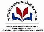 VKMR - Partnerská knižnica NR SR