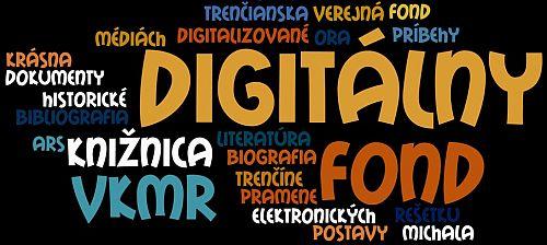 Digitálny fond VKMR