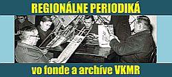 Regionálne periodiká vo fonde a archíve trenčianskej knižnice