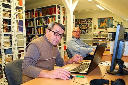 Počítačový kurz v trenčianskej knižnici