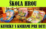 Tematické kufríky s náučnými knihami pre deti