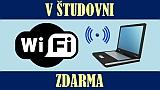 WiFi v študovni zdarma