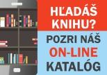 online knižničný katalóg
