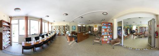 VKMR - panoramatický záber pracoviska Juh